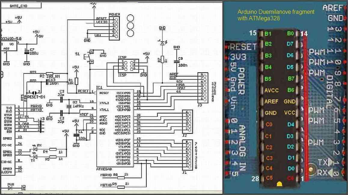 Arduino raspberry pi circuit diagram ccuart Gallery